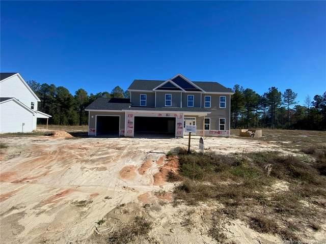 2106 Tigger (Lot 2) Trail, Stedman, NC 28391 (MLS #646118) :: Moving Forward Real Estate