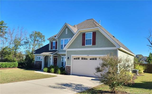 3204 Winterwood (Lot 9) Drive, Fayetteville, NC 28306 (MLS #646193) :: The Signature Group Realty Team