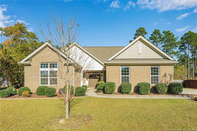3516 Chagford Lane, Fayetteville, NC 28306 (MLS #646205) :: The Signature Group Realty Team