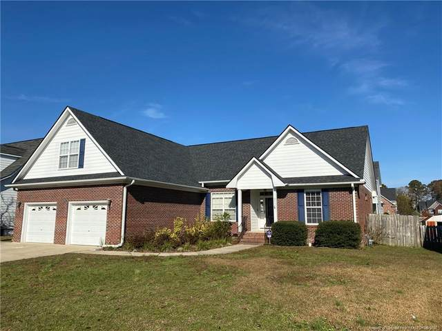 3532 Talus Road, Fayetteville, NC 28306 (MLS #646295) :: Freedom & Family Realty
