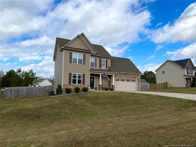 94 Reece Drive, Sanford, NC 27332 (MLS #646363) :: Moving Forward Real Estate