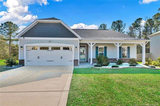 728 Roanoke Drive, Raeford, NC 28376 (MLS #646638) :: The Signature Group Realty Team