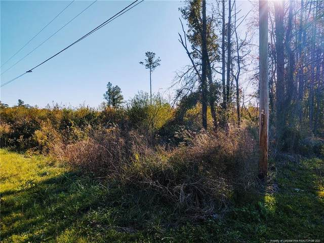 Oakgrove Church Road, Lumberton, NC 28358 (MLS #646672) :: On Point Realty