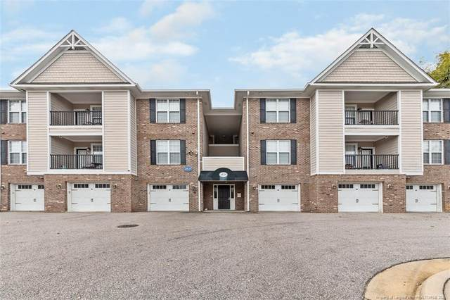208 Fountainhead Lane #205, Fayetteville, NC 28301 (MLS #646717) :: Freedom & Family Realty