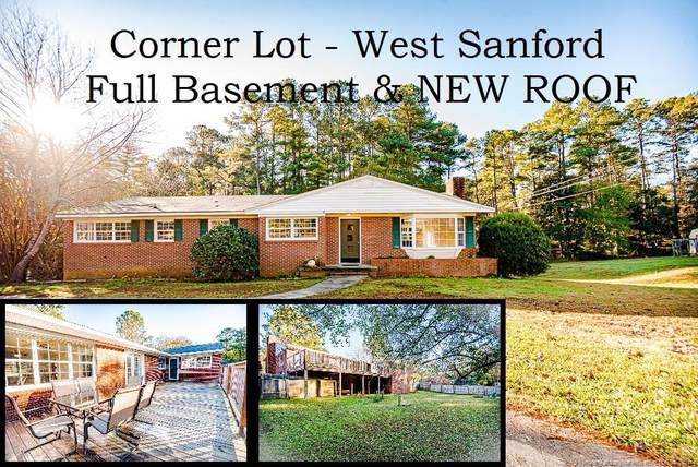 1809 Carbonton Road, Sanford, NC 27330 (MLS #646755) :: The Signature Group Realty Team