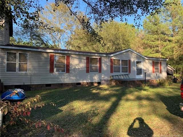 244 Burch Road, Lumberton, NC 28360 (MLS #646925) :: Moving Forward Real Estate