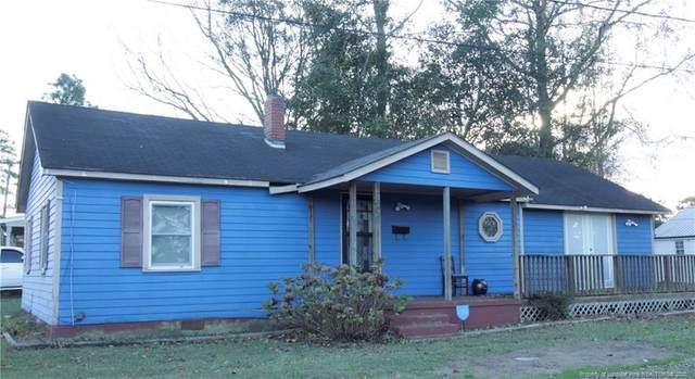309 Hargrave Street, Lumberton, NC 28358 (MLS #646938) :: Moving Forward Real Estate