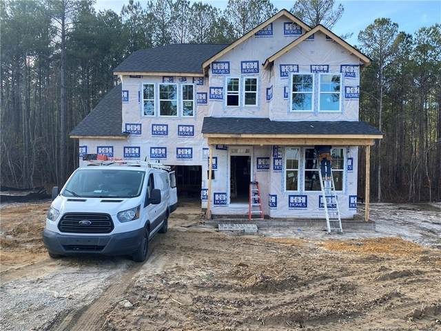 168 School Side Drive, Spring Lake, NC 28390 (MLS #647484) :: The Signature Group Realty Team