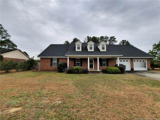 7623 Eunice Drive, Fayetteville, NC 28306 (MLS #647705) :: The Signature Group Realty Team