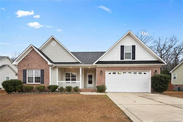 1128 Arailia Drive, Fayetteville, NC 28314 (MLS #647786) :: Freedom & Family Realty