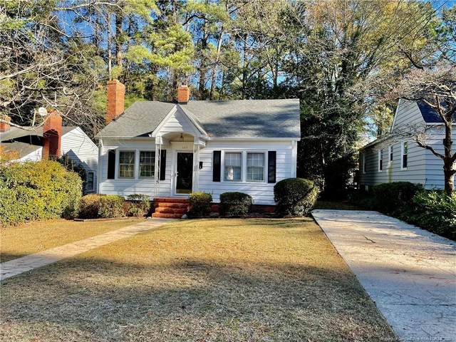 604 Pilot Avenue, Fayetteville, NC 28303 (MLS #647844) :: Freedom & Family Realty