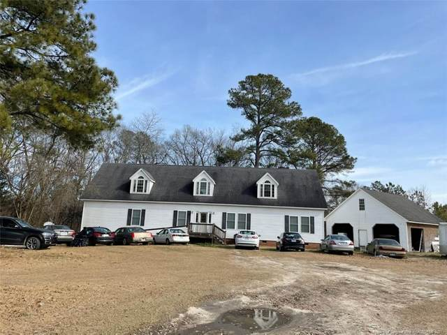 350 Singleton Road, Red Springs, NC 28377 (MLS #648277) :: Towering Pines Real Estate