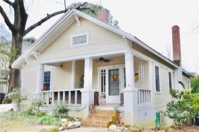 315 Cross Street, Sanford, NC 27330 (MLS #648523) :: The Signature Group Realty Team