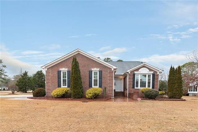 859 Long Iron Drive, Fayetteville, NC 28312 (MLS #649223) :: The Signature Group Realty Team