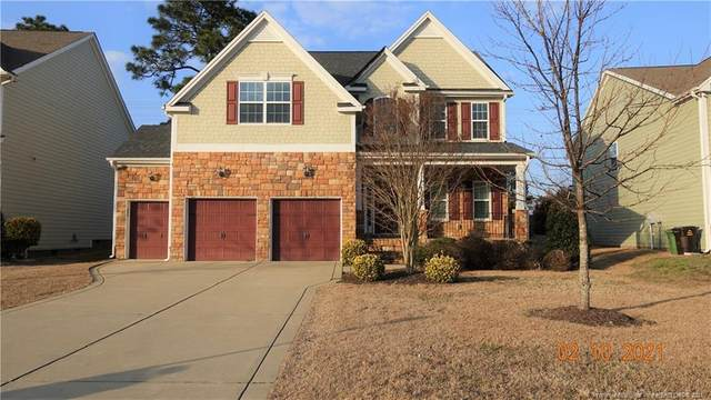 1034 Micahs Way, Spring Lake, NC 28390 (MLS #649538) :: The Signature Group Realty Team