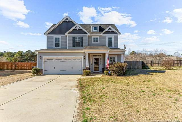4938 Lion Heart Lane, Parkton, NC 28371 (MLS #650194) :: Moving Forward Real Estate