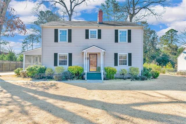 209 West Central Avenue, Raeford, NC 28376 (MLS #650237) :: The Signature Group Realty Team