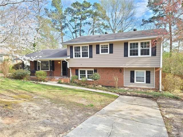 262 Bayfield Loop, Fayetteville, NC 28314 (MLS #650293) :: Moving Forward Real Estate