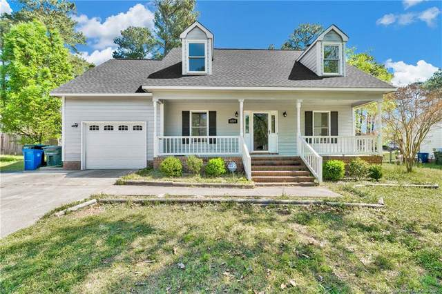 8209 Shoreway Drive, Fayetteville, NC 28304 (MLS #650335) :: The Signature Group Realty Team