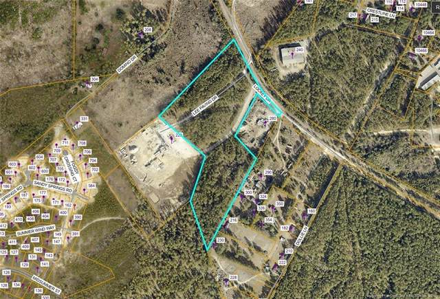 Lee Paving Road, Aberdeen, NC 28315 (MLS #650381) :: The Signature Group Realty Team