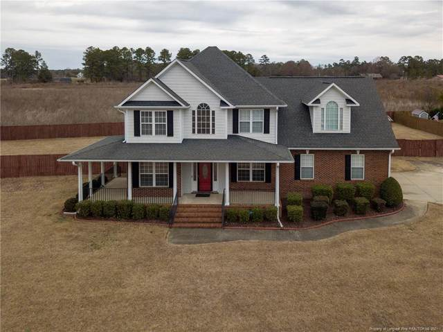 2609 Dewop Drive, Fayetteville, NC 28306 (MLS #650414) :: The Signature Group Realty Team