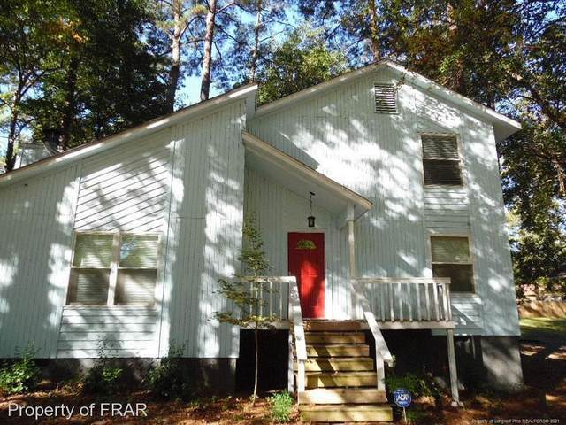 418 Watergap Drive, Fayetteville, NC 28314 (MLS #650540) :: Freedom & Family Realty