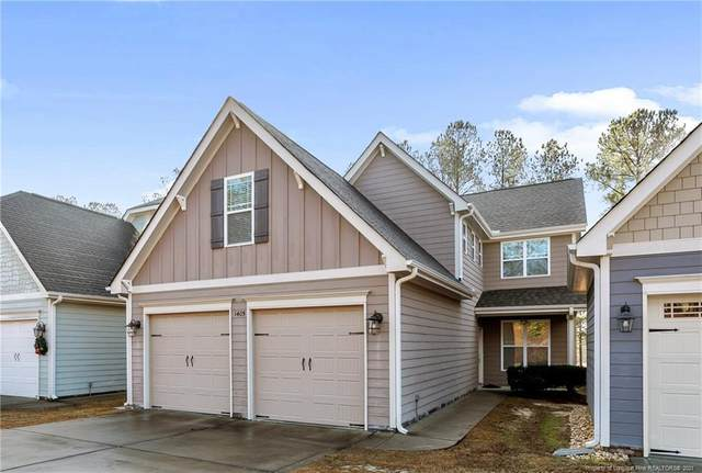 1405 Micahs Way N, Spring Lake, NC 28390 (MLS #650543) :: The Signature Group Realty Team