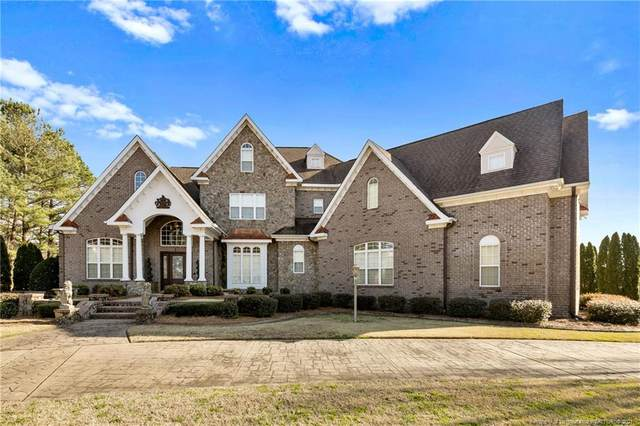 1131 Wild Pine Drive, Fayetteville, NC 28312 (MLS #650590) :: Towering Pines Real Estate