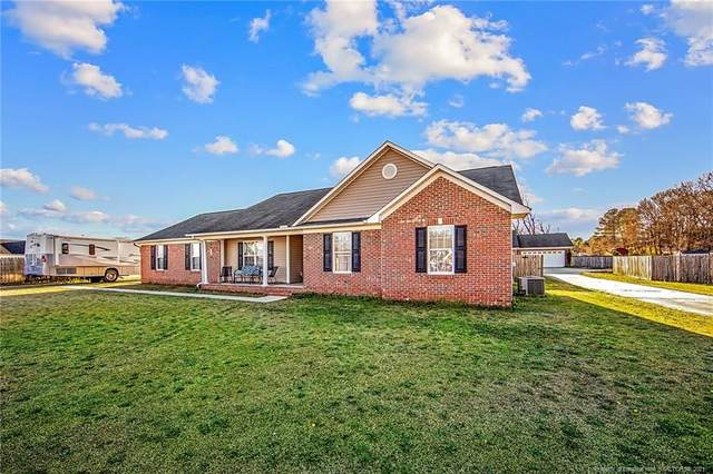 417 Eastfield Drive, Raeford, NC 28376 (MLS #651984) :: The Signature Group Realty Team
