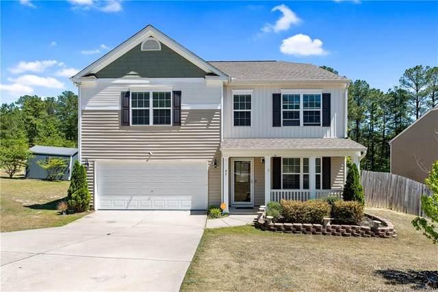 47 Stone Chase Way, Spring Lake, NC 28390 (MLS #652436) :: Towering Pines Real Estate