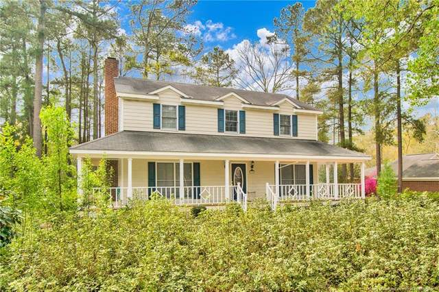 12820 S Pine Villa Drive, Laurinburg, NC 28352 (MLS #652726) :: Freedom & Family Realty