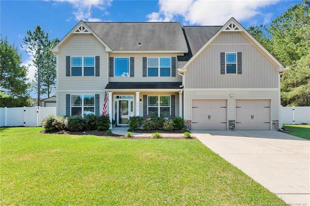 6056 Gallberry Farms Road, Hope Mills, NC 28348 (MLS #652981) :: The Signature Group Realty Team