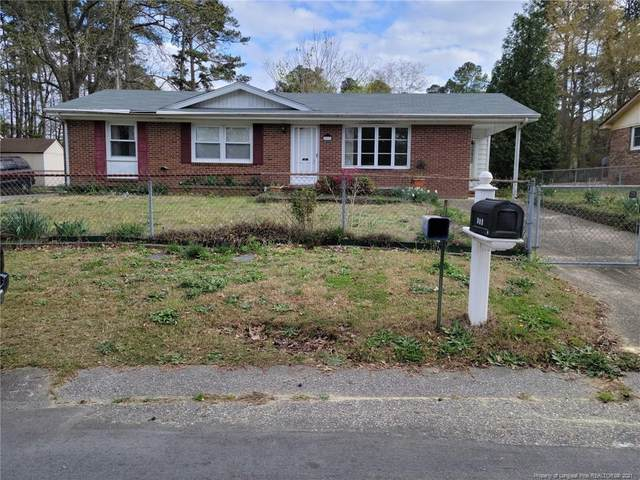 313 Folger Street, Fayetteville, NC 28314 (MLS #653270) :: The Signature Group Realty Team