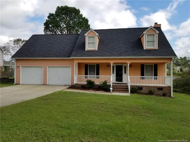 6124 Lake Trail Drive, Fayetteville, NC 28304 (MLS #653272) :: The Signature Group Realty Team