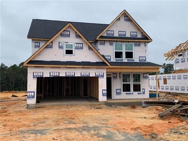 2410 Cedar Ridge, Fayetteville, NC 28306 (MLS #653456) :: RE/MAX Southern Properties