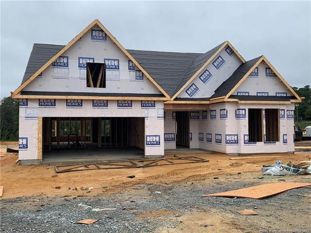 2402 Cedar Ridge, Fayetteville, NC 28306 (MLS #653463) :: RE/MAX Southern Properties