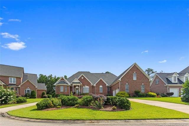 4632 Weaverhall Drive, Fayetteville, NC 28314 (MLS #653574) :: Moving Forward Real Estate