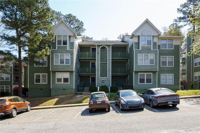6809 Willowbrook Drive #2, Fayetteville, NC 28314 (MLS #653733) :: The Signature Group Realty Team