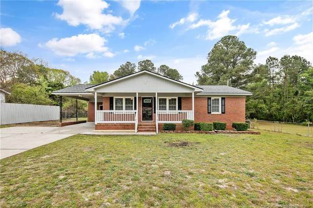 1612 Gardenia Avenue, Fayetteville, NC 28311 (MLS #653789) :: Freedom & Family Realty