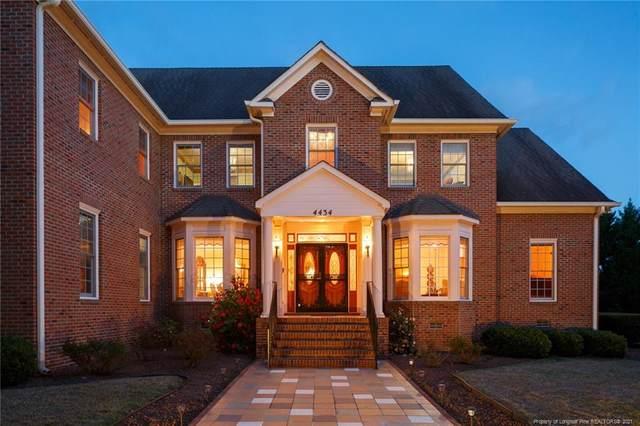 4434 Ferncreek Drive, Fayetteville, NC 28314 (MLS #653946) :: EXIT Realty Preferred