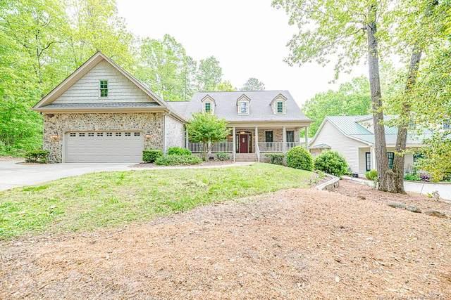 281 Lakeview Drive, Sanford, NC 27332 (MLS #654212) :: Towering Pines Real Estate