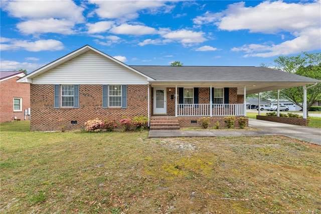 402 W Mclean Street, St. Pauls, NC 28384 (MLS #654316) :: Moving Forward Real Estate