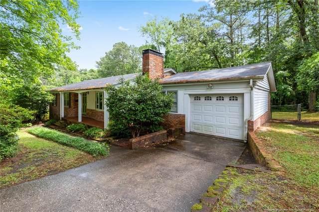 705 Emeline Avenue, Fayetteville, NC 28303 (MLS #654345) :: Towering Pines Real Estate