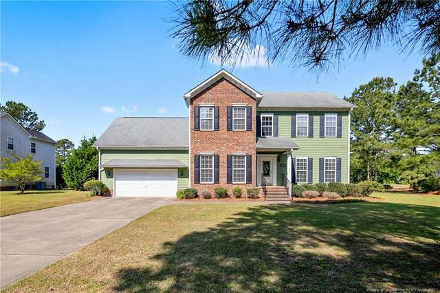 4608 Bent Grass Drive, Fayetteville, NC 28312 (MLS #654435) :: The Signature Group Realty Team