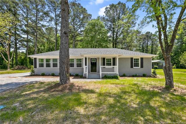 1342 Dunn Road, Fayetteville, NC 28312 (MLS #654715) :: Towering Pines Real Estate
