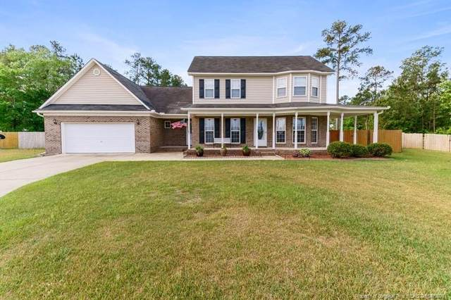 642 Corsegan Road, Fayetteville, NC 28306 (MLS #654871) :: The Signature Group Realty Team