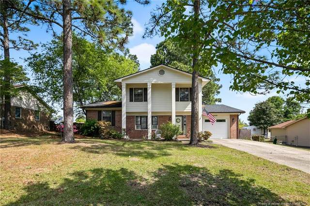 6858 Buttermere Drive, Fayetteville, NC 28314 (MLS #655936) :: Freedom & Family Realty