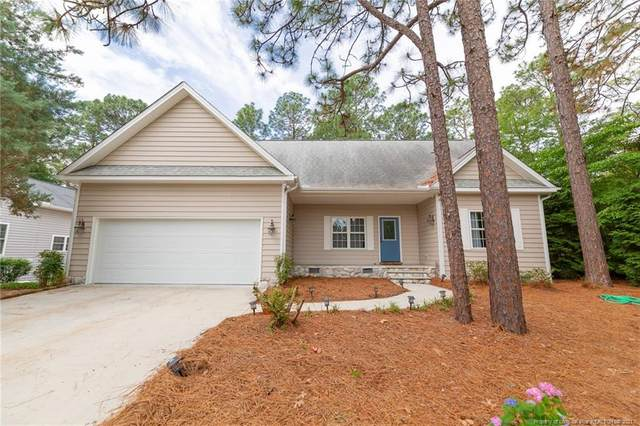 430 E Manley Avenue, Southern Pines, NC 28387 (MLS #655968) :: EXIT Realty Preferred