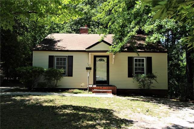 707 Glenville Avenue, Fayetteville, NC 28303 (MLS #656197) :: Towering Pines Real Estate