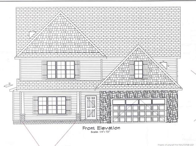3115 Enchanted Valley, Fayetteville, NC 28306 (MLS #656202) :: The Signature Group Realty Team